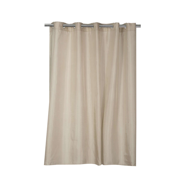 Κουρτίνα Μπάνιου Shower Linen Nef-Nef Φάρδος 180cm 180x180cm