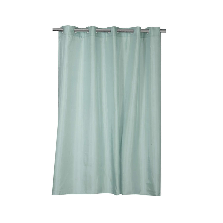 Κουρτίνα Μπάνιου Shower Mint Nef-Nef Φάρδος 180cm 180x180cm
