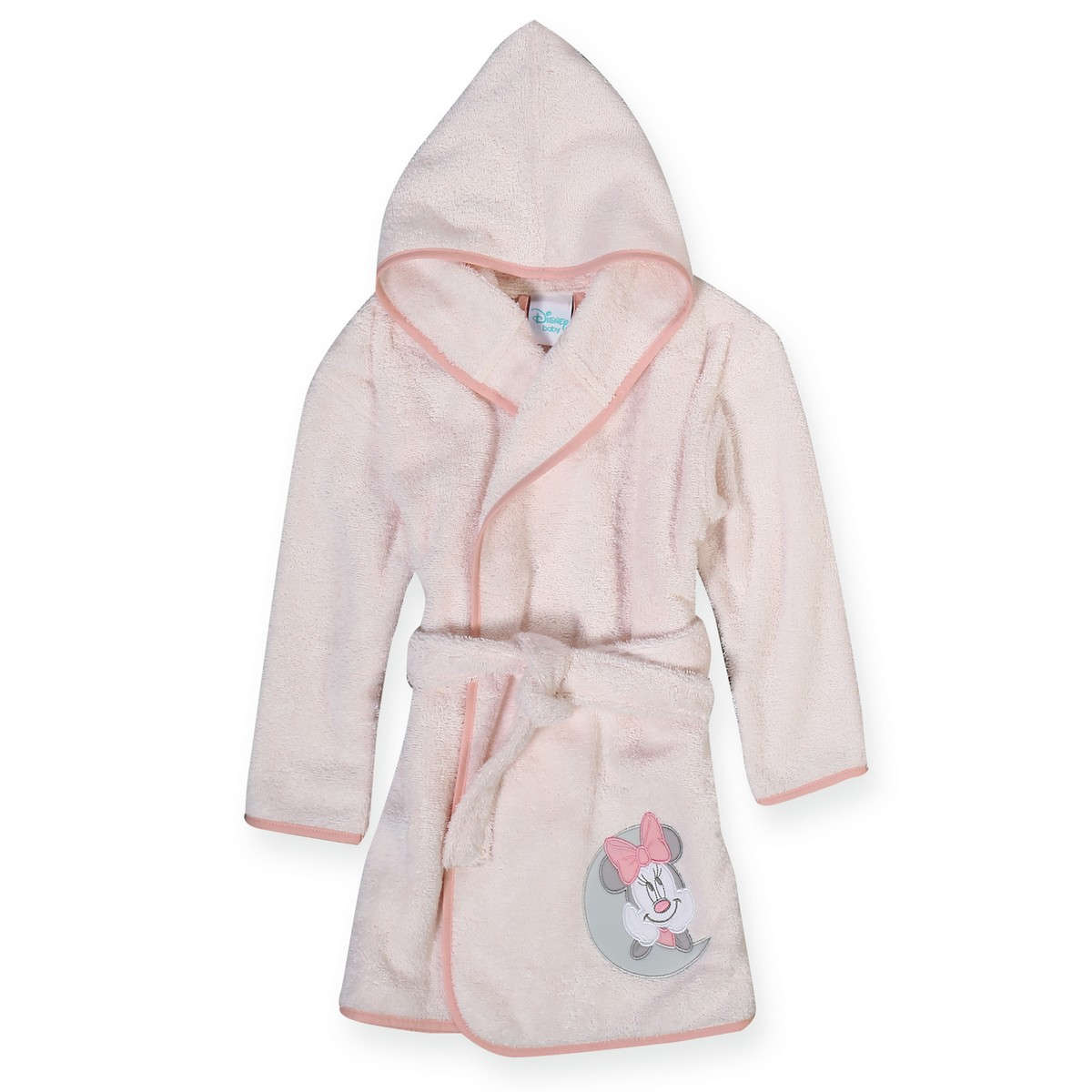 Μπουρνούζι Βρεφικό Minnie's Dreams Pink Nef-Nef 0-2 ετών No 2