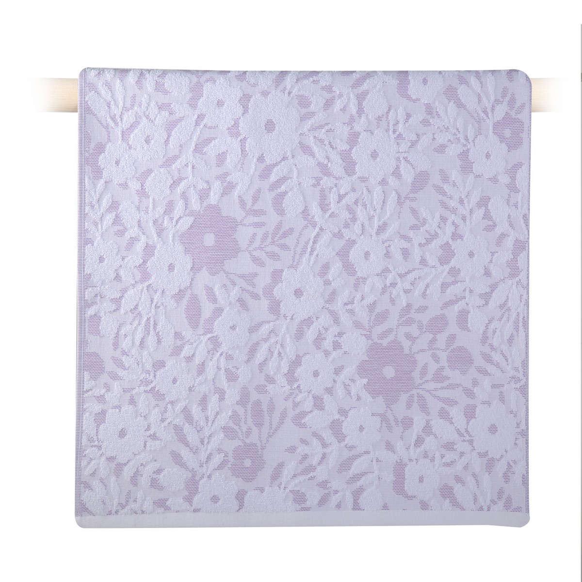 Πετσέτα Mellow Lilac Nef-Nef Σώματος 70x140cm