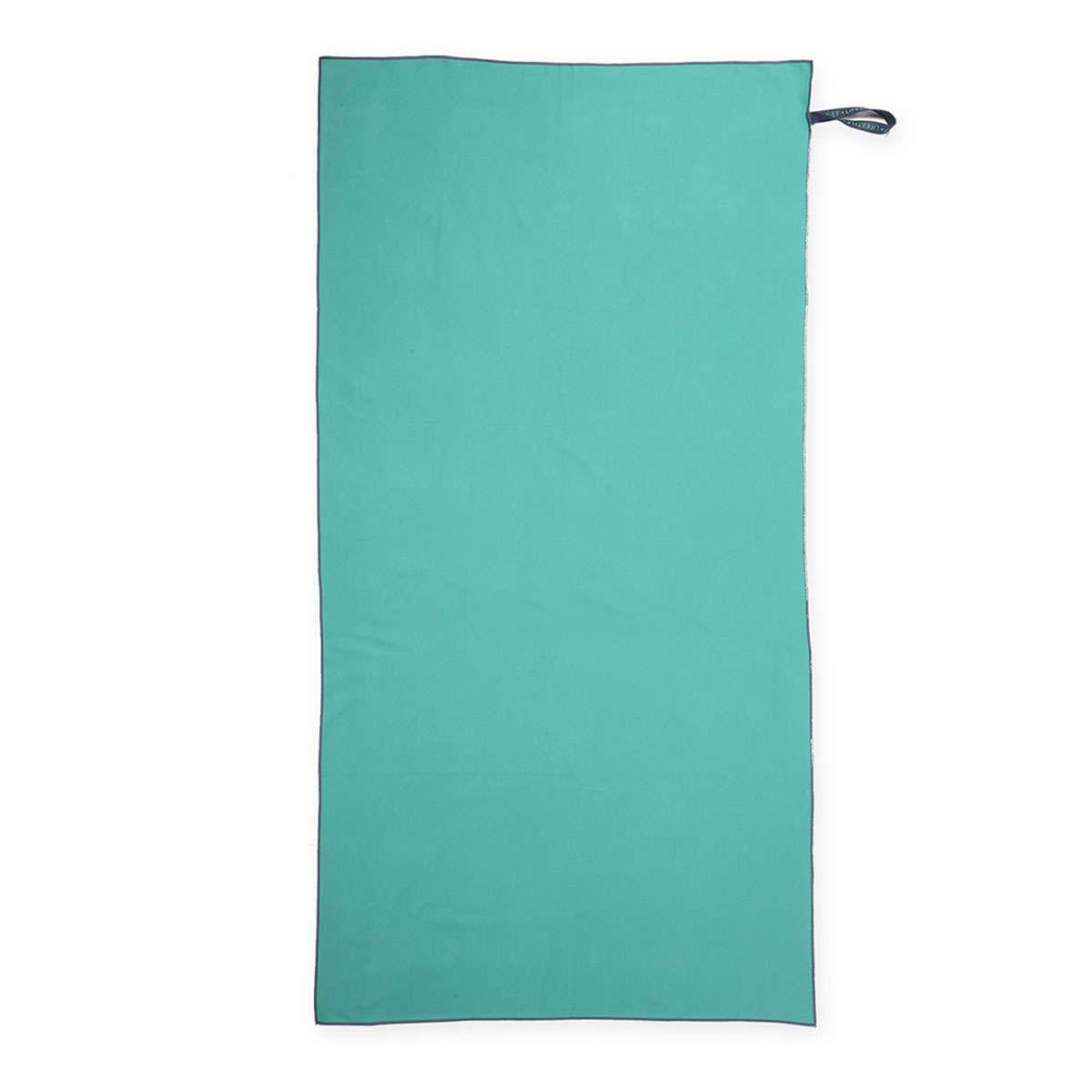 Πετσέτα Θαλάσσης Vivid 19 Green Nef-Nef Θαλάσσης 90x170cm