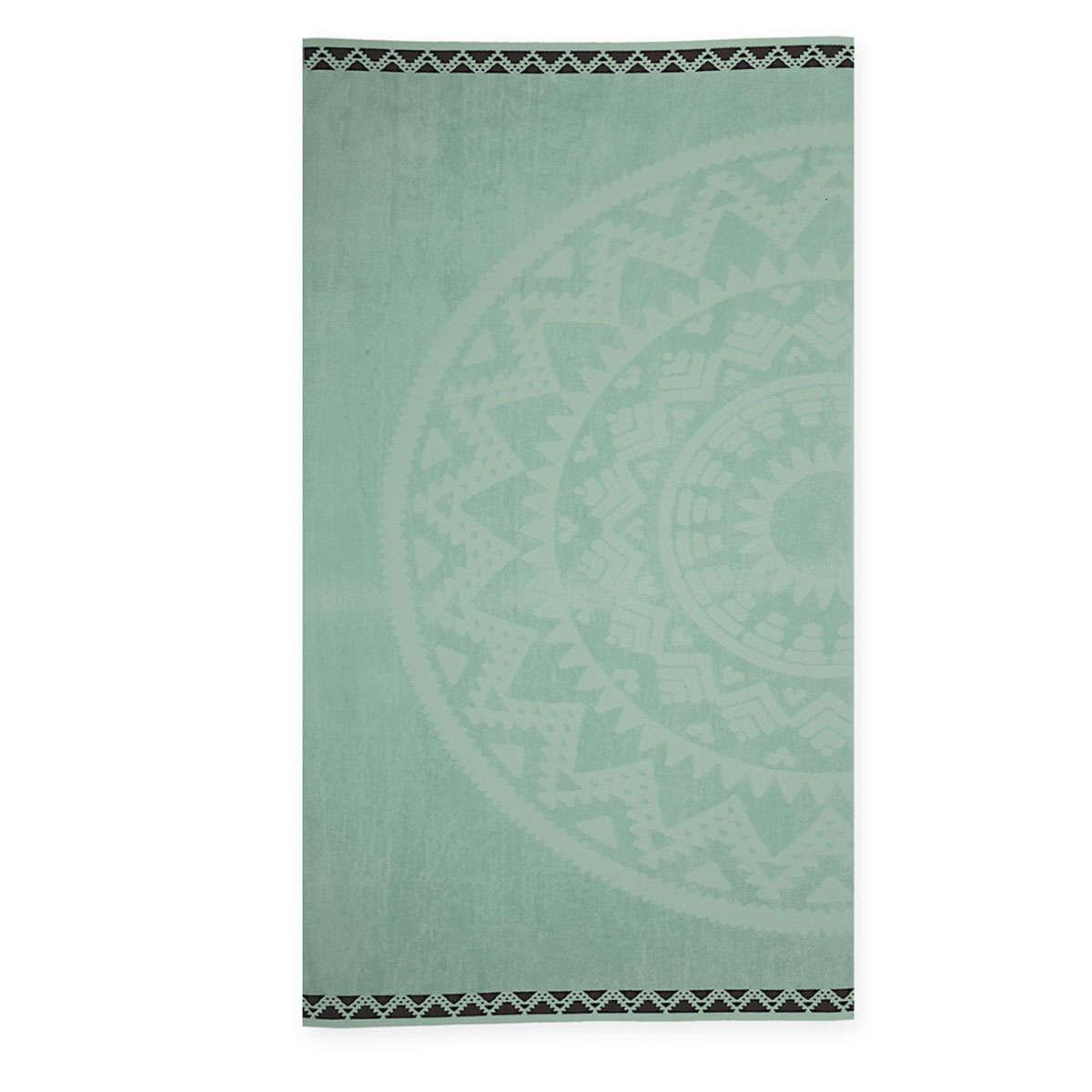 Πετσέτα Θαλάσσης Abey Green Nef-Nef Θαλάσσης 80x160cm