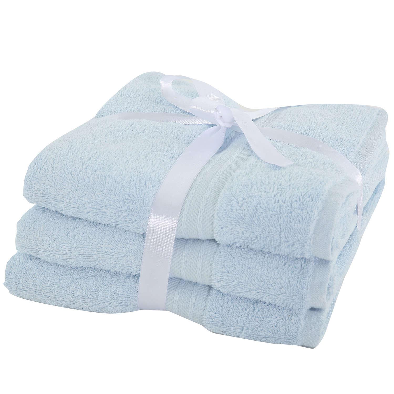 Πετσέτες Σετ 3Τμχ Cosy Blue Nef Nef Σετ Πετσέτες