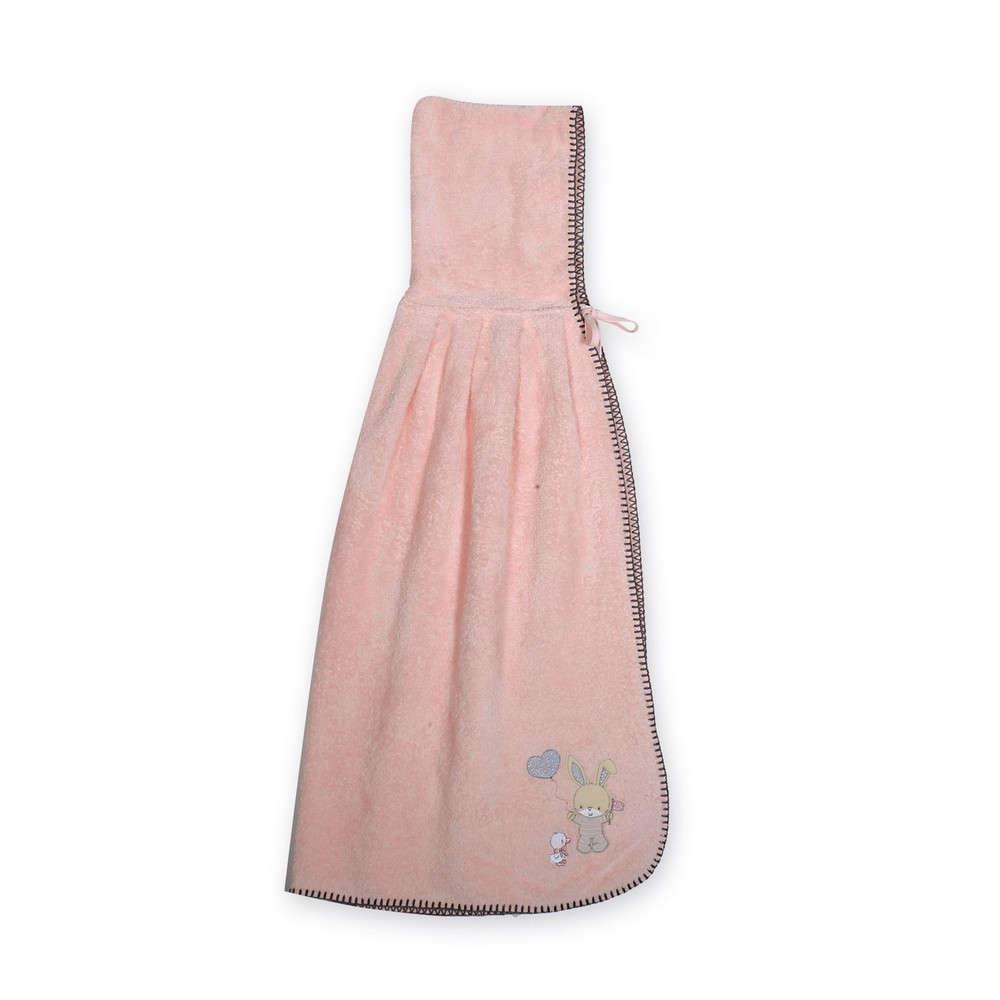 Κάπα Βρεφική Play In My Room Pink Nef Nef 0-1 ετών 75x75cm