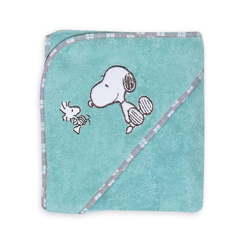 Κάπα Βρεφική Snoopy Happiness Aqua Nef Nef 0-1 ετών One Size