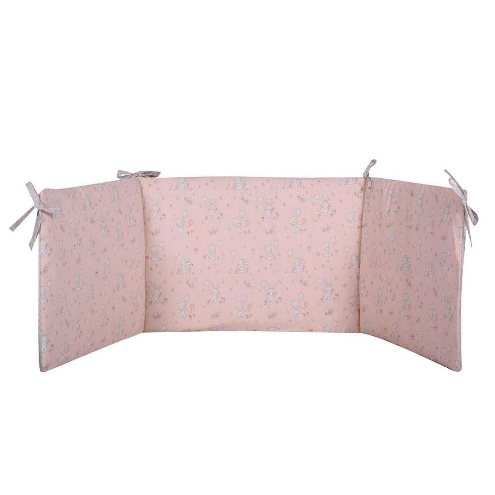 Πάντα Βρεφική Play In My Room Pink Nef Nef 60x67x60+40cm