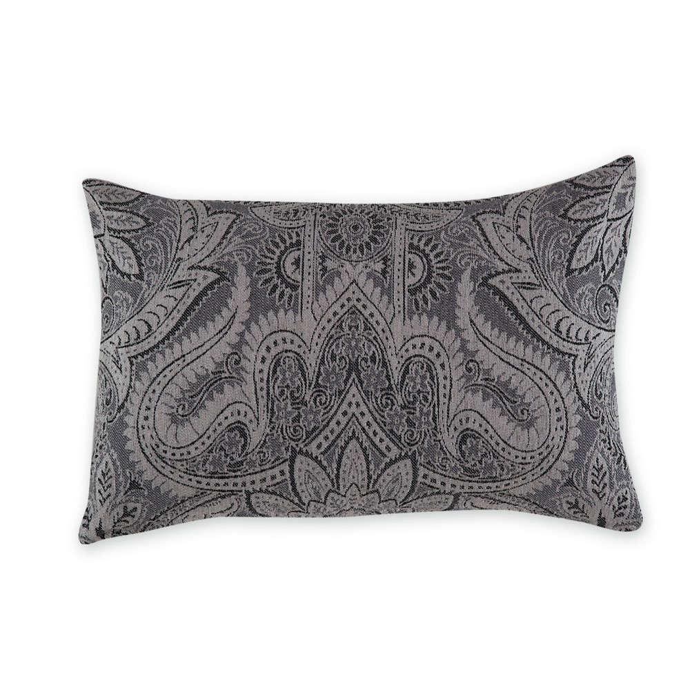 Μαξιλάρι Διακοσμητικό Rouen Winter Grey (Με Γέμιση) Nef Nef 30Χ50 Βαμβάκι-Ακρυλικό