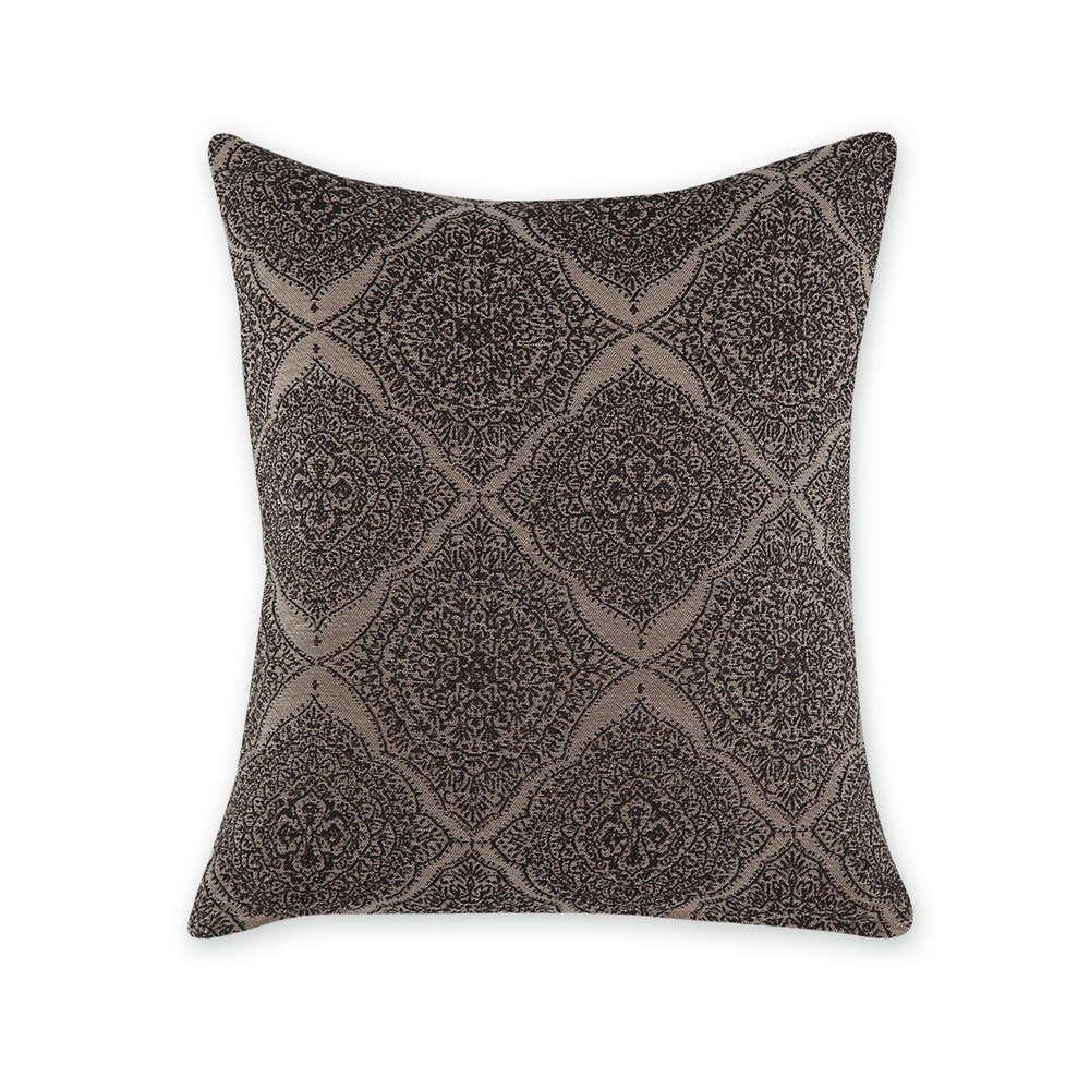 Μαξιλάρι Διακοσμητικό Avalon Brown (Με Γέμιση) Nef Nef 45X45 Ακρυλικό-Polyester