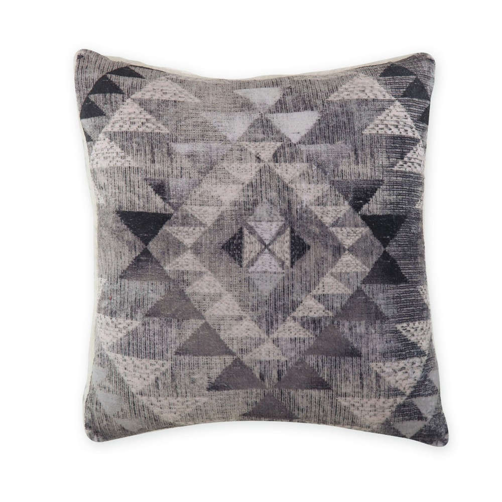 Μαξιλάρι Διακοσμητικό Maya Winter Grey (Με Γέμιση) Nef Nef 45X45 100% Polyester