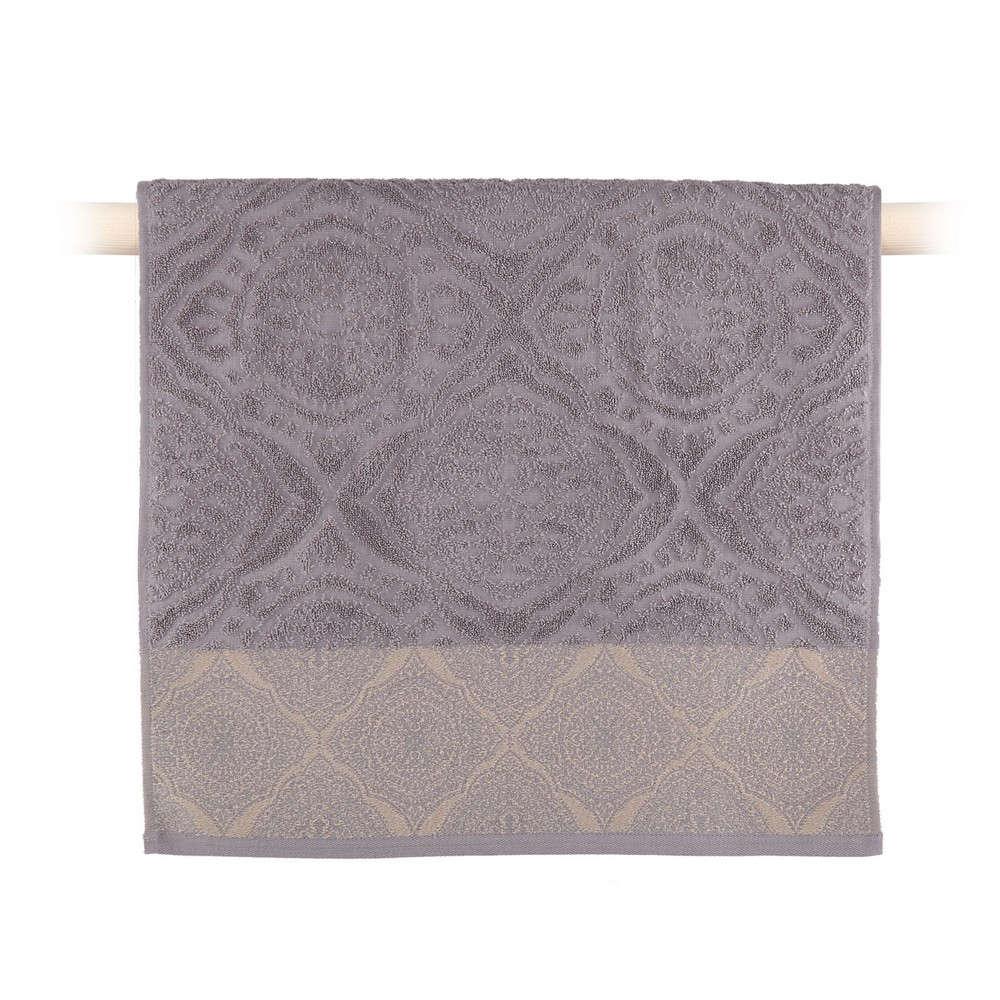 Πετσέτα Ava Dark Grey Nef Nef Σώματος 70x140cm