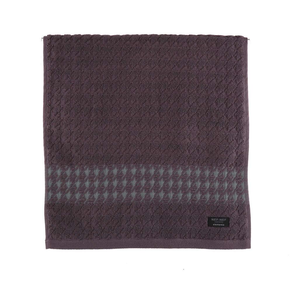 Πετσέτα Capon Dark Brown Nef Nef Σώματος 80x160cm