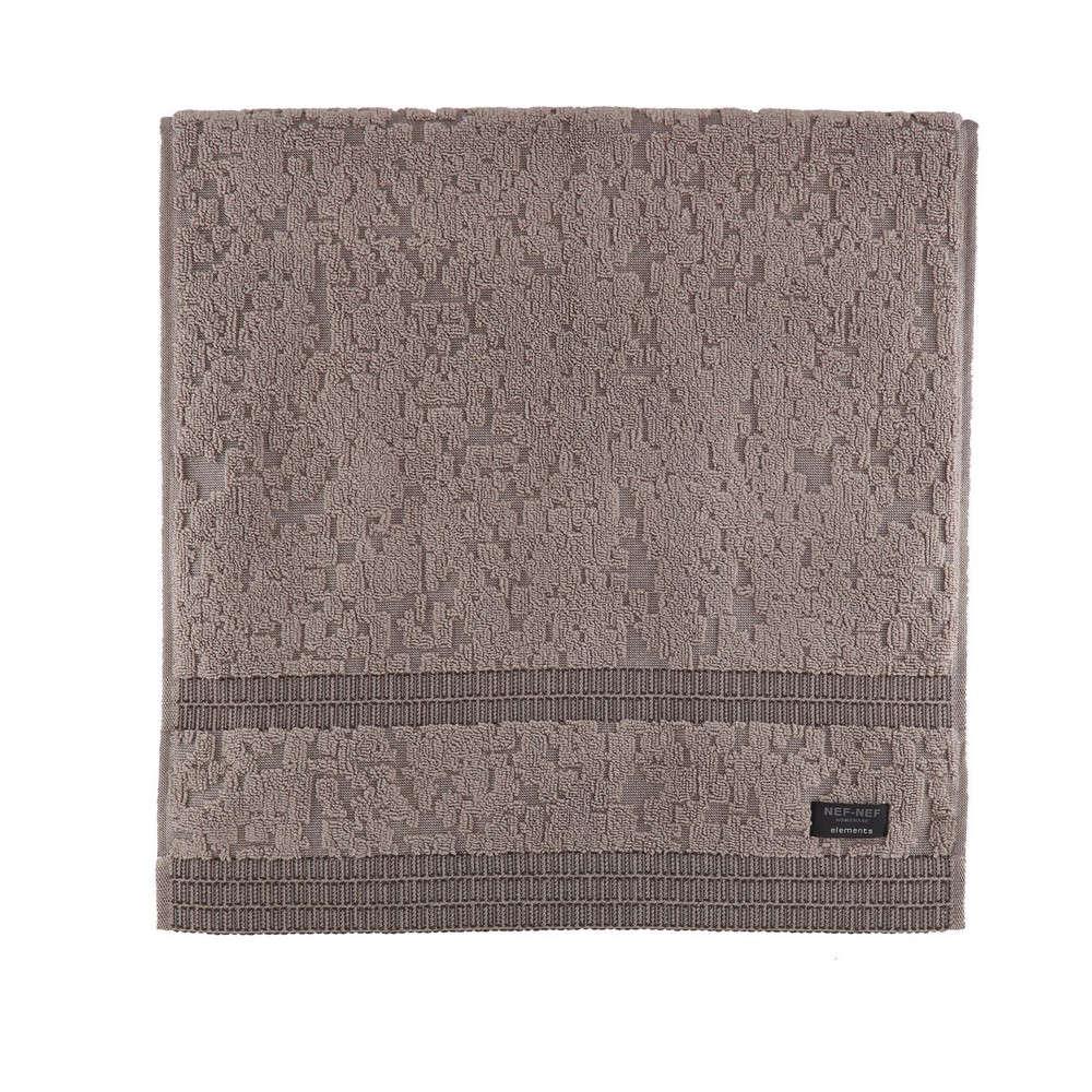 Πετσέτα Draco Beige Nef Nef Προσώπου 50x100cm