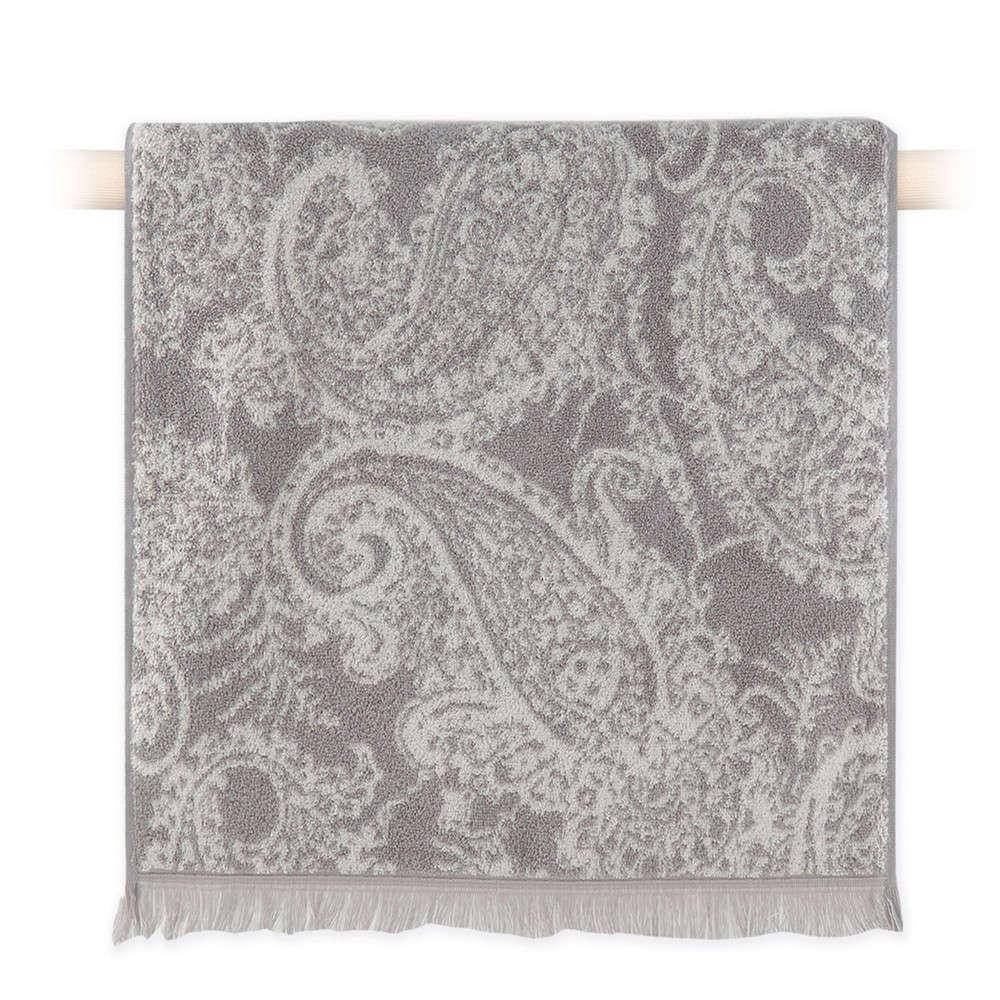 Πετσέτα Ledicia Grey Nef Nef Προσώπου 50x90cm