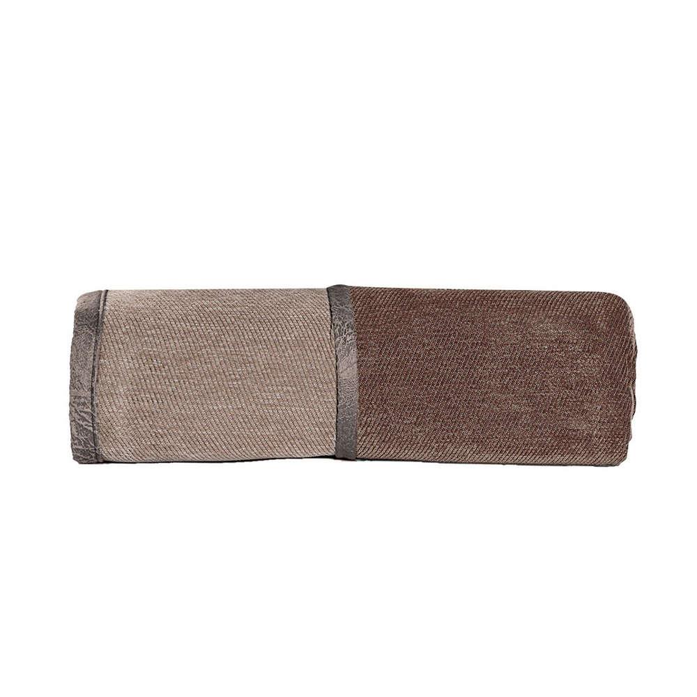 Ριχτάρι New Tanger Brown-Beige Nef Nef Πολυθρόνα 180x180cm