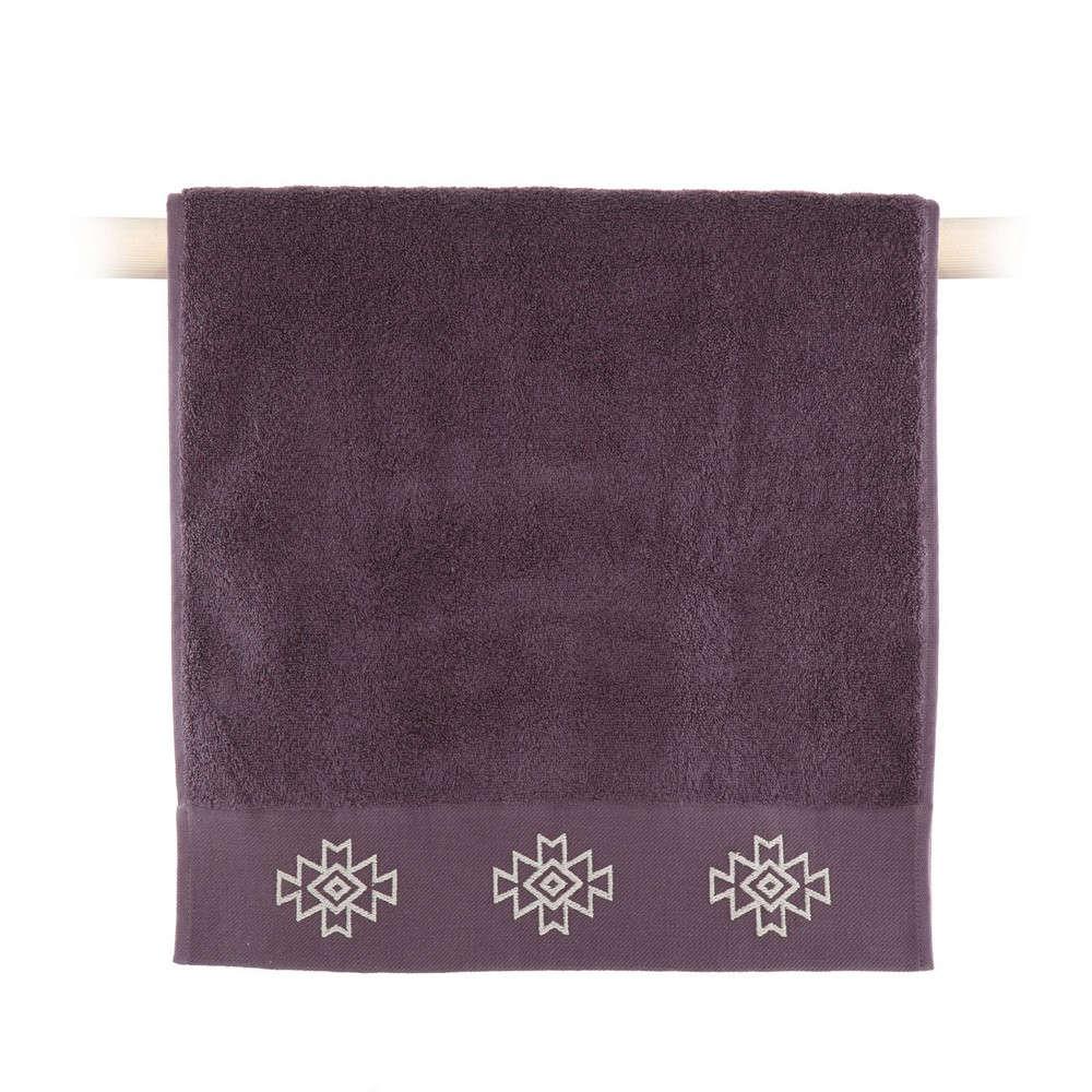 Πετσέτες Σετ 3Τμχ Alicia Purple Nef Nef Σετ Πετσέτες