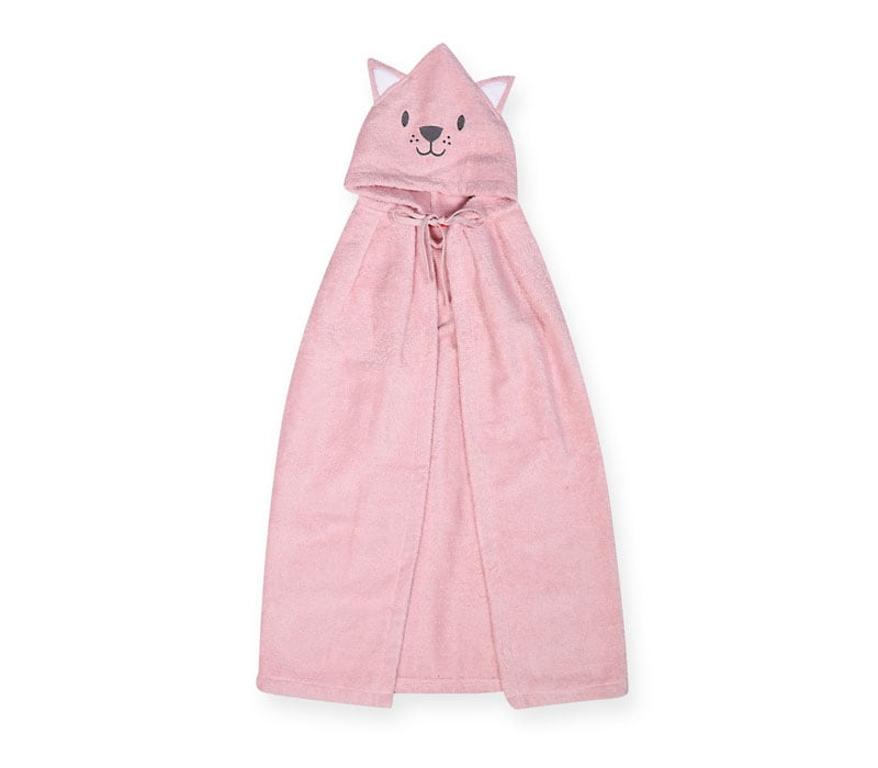Κάπα Βρεφική Cat Pink Nef-Nef 0-2 ετών One Size