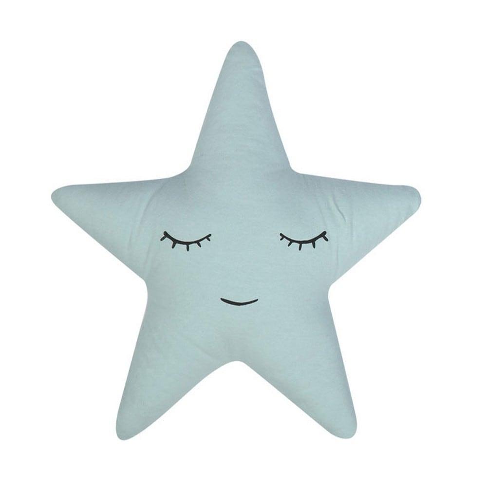Μαξιλάρι Διακοσμητικό (Με Γέμιση) Παιδικό Fresh Star Aqua Nef-Nef 40Χ40