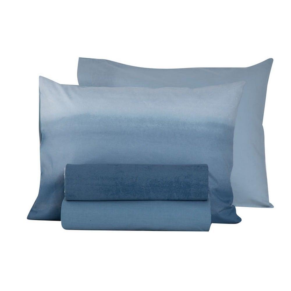 Μαξιλαροθήκη Ocean Blue Nef-Nef 52X72 52x72cm