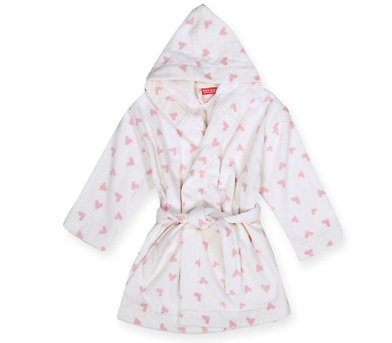 Μπουρνούζι Βρεφικό Bunny Ladies White-Pink Nef-Nef 2-4 ετών No 4