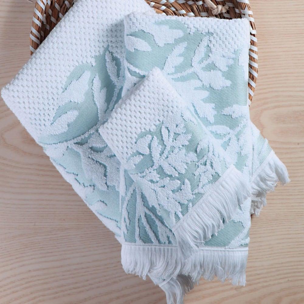 Πετσέτα Harriet Blue Nef-Nef Προσώπου 50x90cm