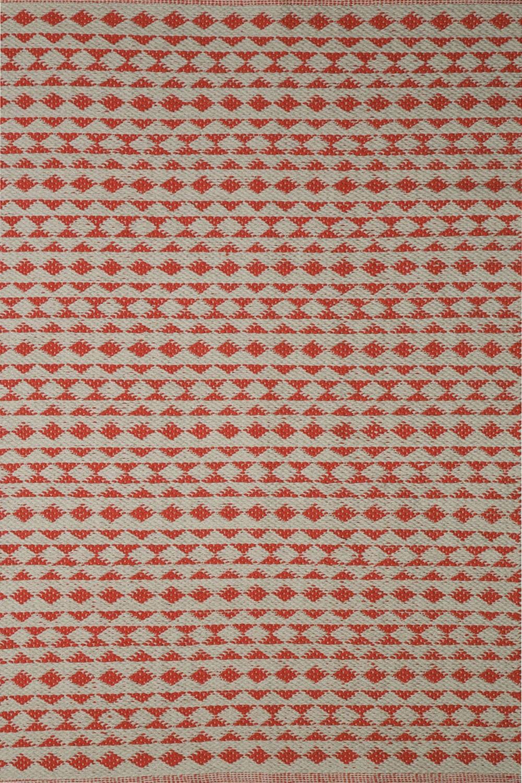 Χαλάκι Millicent Red Nef-Nef 70X150 70x140cm