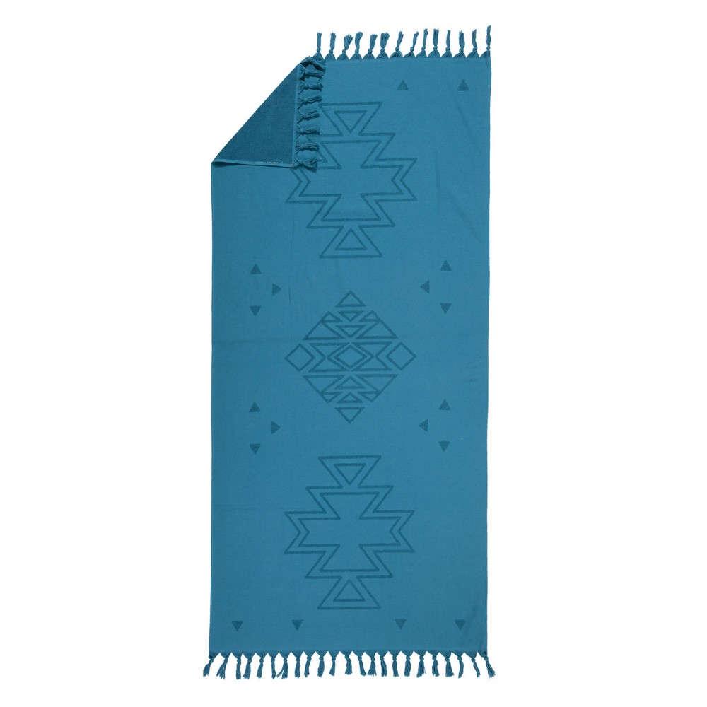 Πετσέτα Θαλάσσης Plasma Denim Nef-Nef Θαλάσσης 90x170cm