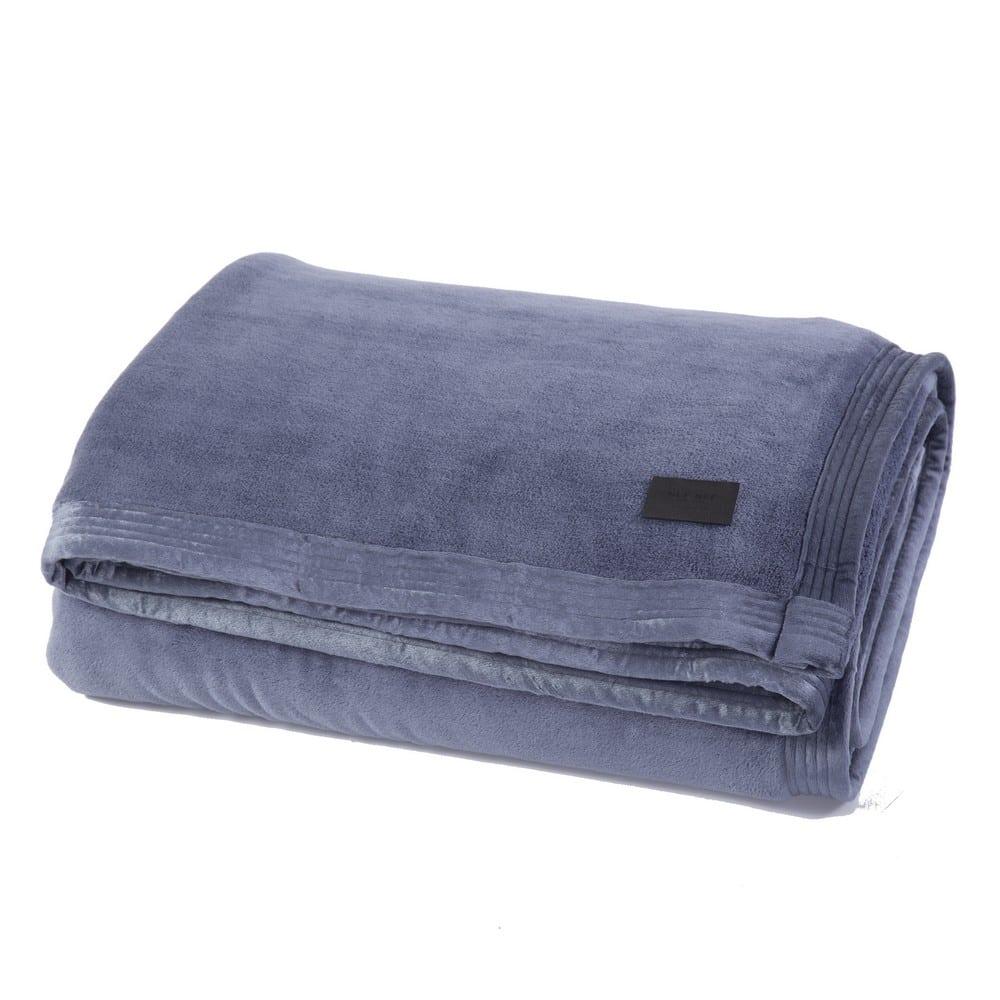 Κουβέρτα Velosso 21 Blue Nef-Nef Υπέρδιπλo 230x240cm