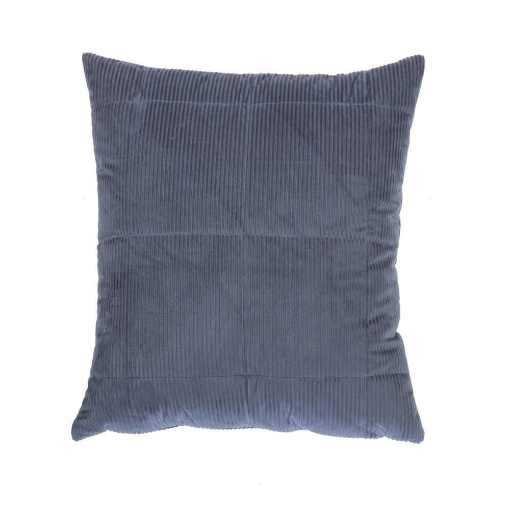 Μαξιλάρι Διακοσμητικό (Με Γέμιση) Kotler Blue Nef-Nef 45X45 100% Polyester