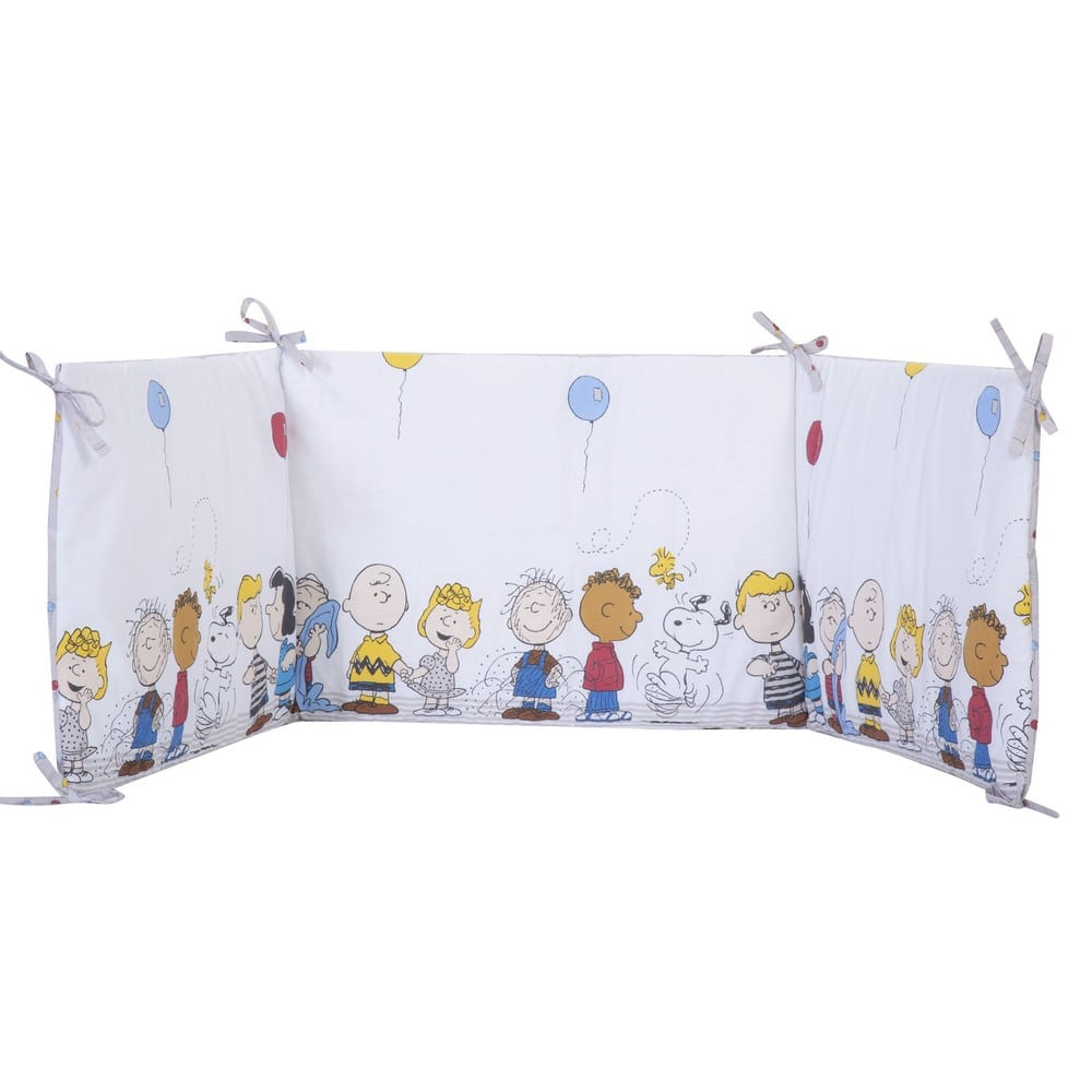 Πάντα Βρεφική Snoopy World Beige Nef-Nef 60x67x60+40cm