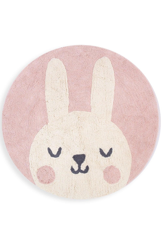Ταπέτο Παιδικό Bunny Pink Nef-Nef 100X200
