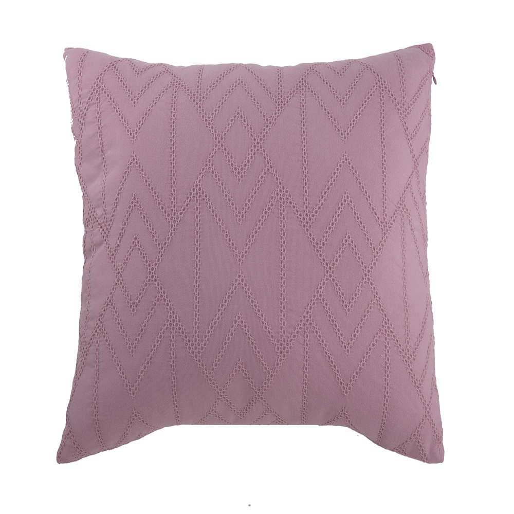 Μαξιλάρι Διακοσμητικό (Με Γέμιση) Excite Orchid Nef-Nef 50X50 Βαμβάκι-Polyester