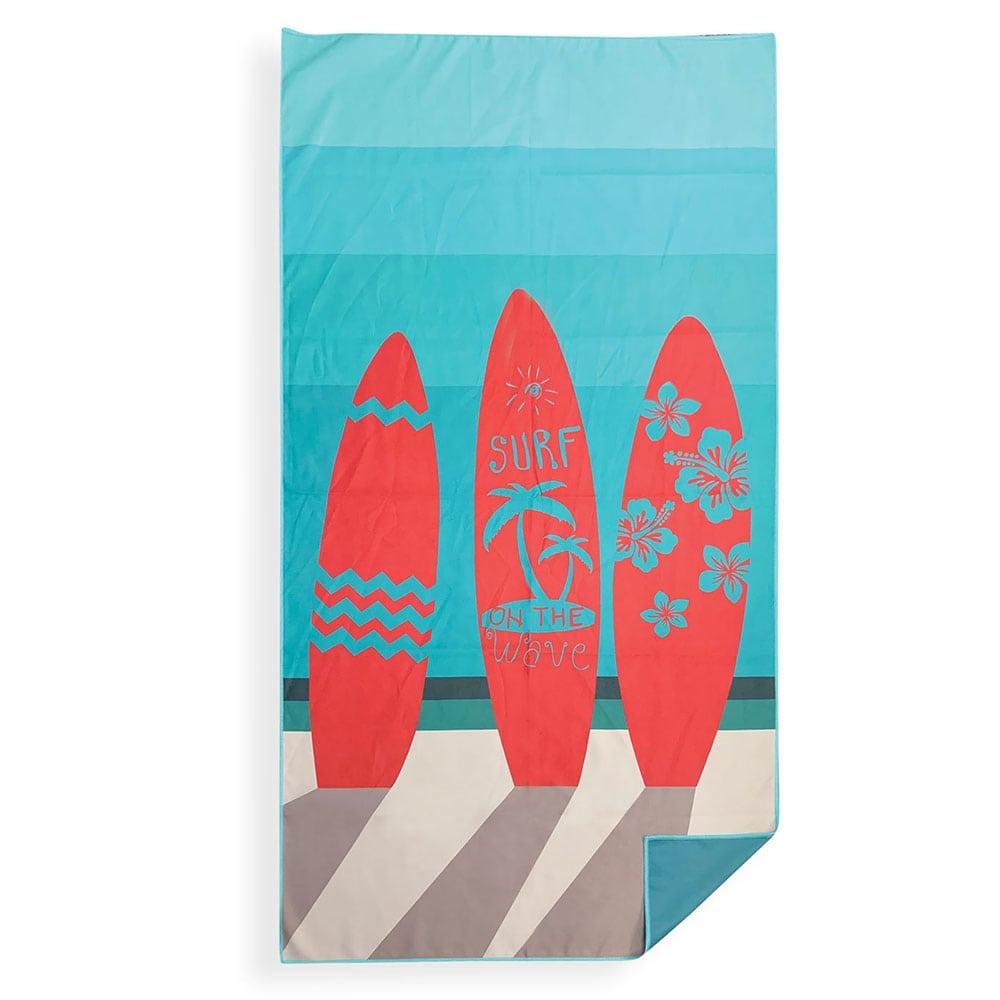 Πετσέτα Θαλάσσης 3 Boards Aqua Nef-Nef Θαλάσσης