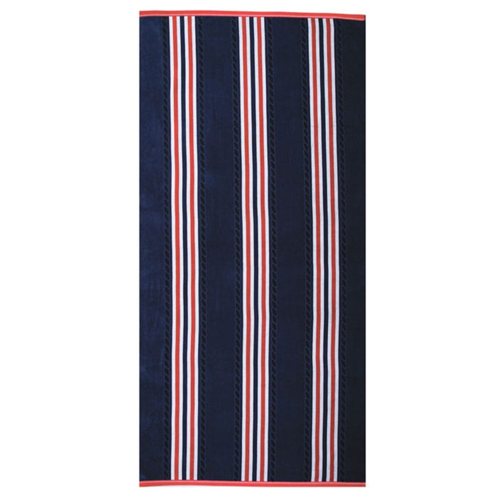 Πετσέτα Θαλάσσης 3 Lines Blue Nef-Nef Θαλάσσης