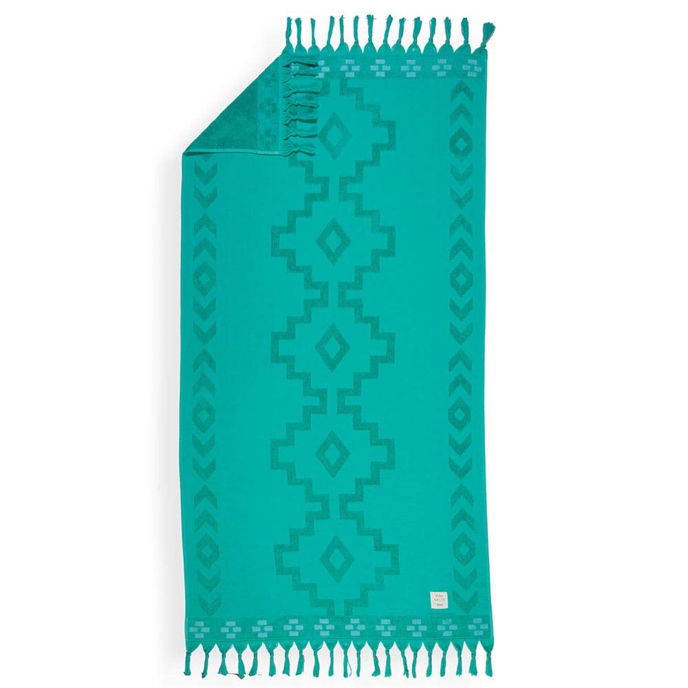 Πετσέτα Θαλάσσης Colossus Green Nef-Nef Θαλάσσης