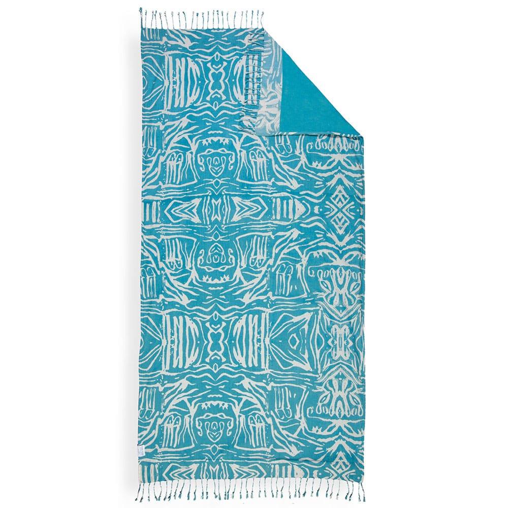 Πετσέτα Θαλάσσης Eternity Blue Nef-Nef Θαλάσσης