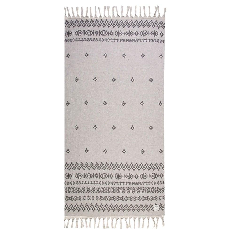 Πετσέτα Θαλάσσης Expan Grey Nef-Nef Θαλάσσης