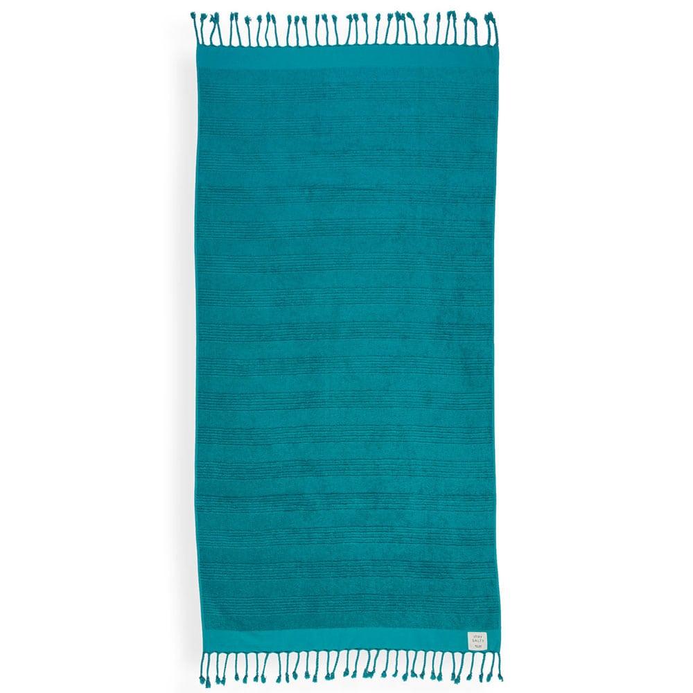 Πετσέτα Θαλάσσης Expression Petrol Nef-Nef Θαλάσσης