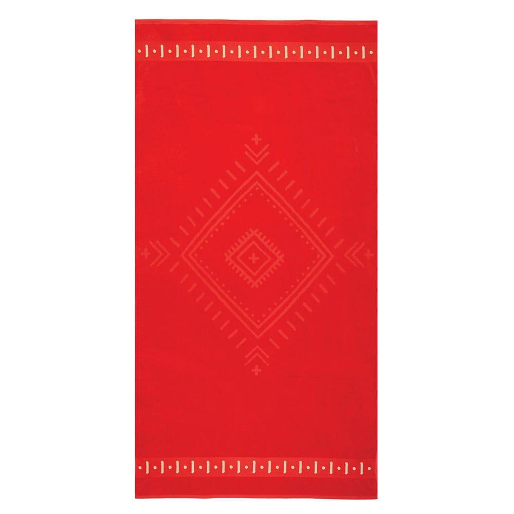Πετσέτα Θαλάσσης Interior Red Nef-Nef Θαλάσσης