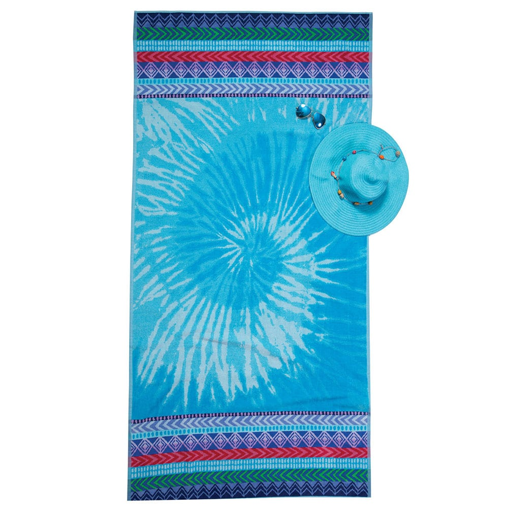 Πετσέτα Θαλάσσης Tornado Blue Nef-Nef Θαλάσσης