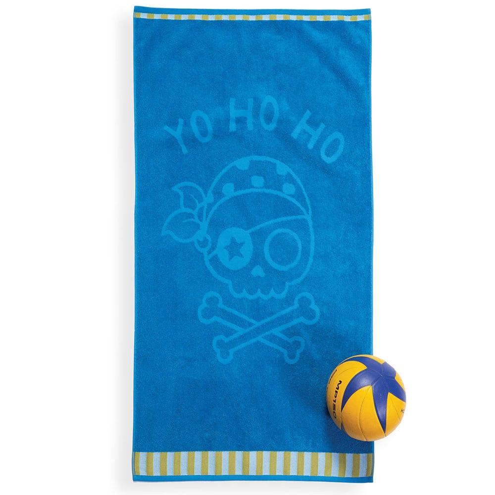 Πετσέτα Θαλάσσης Παιδική Yo Ho Ho Blue Nef-Nef Θαλάσσης