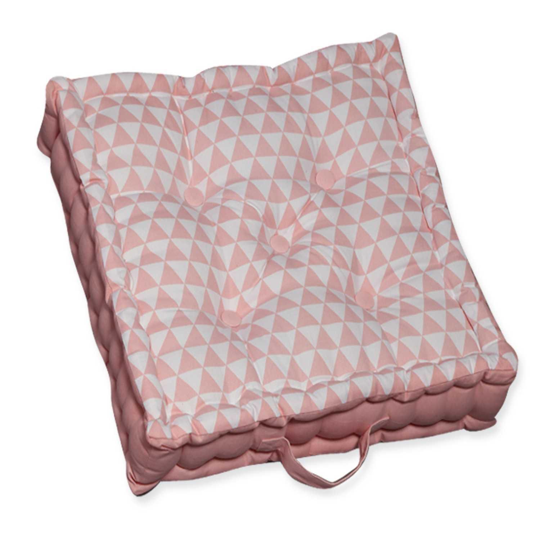 Μαξιλάρα Mood Pink Nef-Nef 50X50 Βαμβάκι-Polyester