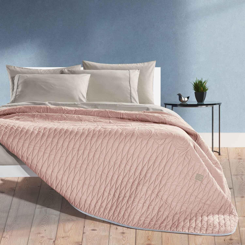 Κουβερλί Melania Old Pink Guy Laroche Μονό 160x250cm