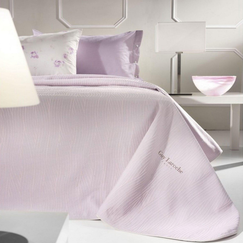 Κουβέρτα Lida Lilac Guy Laroche Μονό 170x250cm