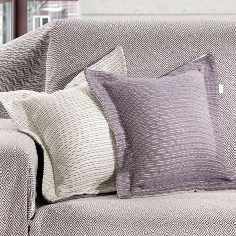 Μαξιλάρι Ky-Blo Lilac Χωρίς Γέμιση Guy Laroche 50X50 Βαμβάκι-Polyester