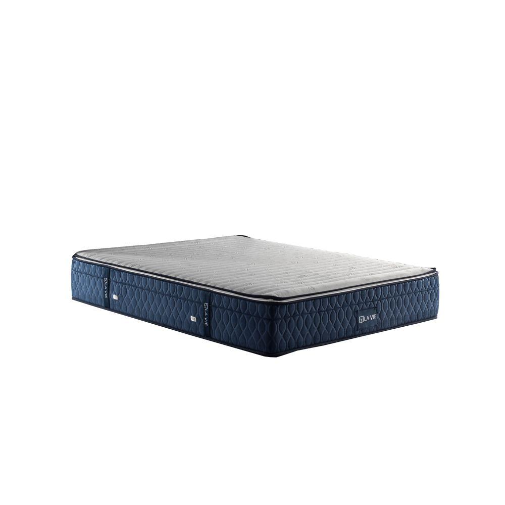 Στρώμα La Vie Blue 200x160xH33cm 09-0946 Διπλό