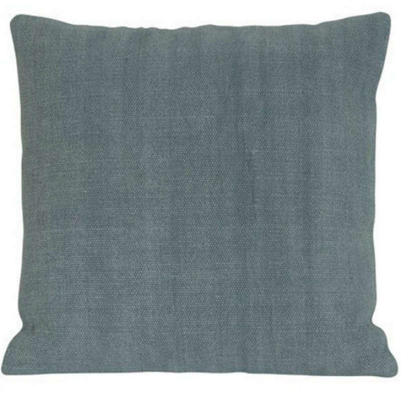 Μαξιλάρι Διακοσμητικό (Με Γέμιση) 06-0344 Dark Grey 50X50 Βαμβάκι-Polyester