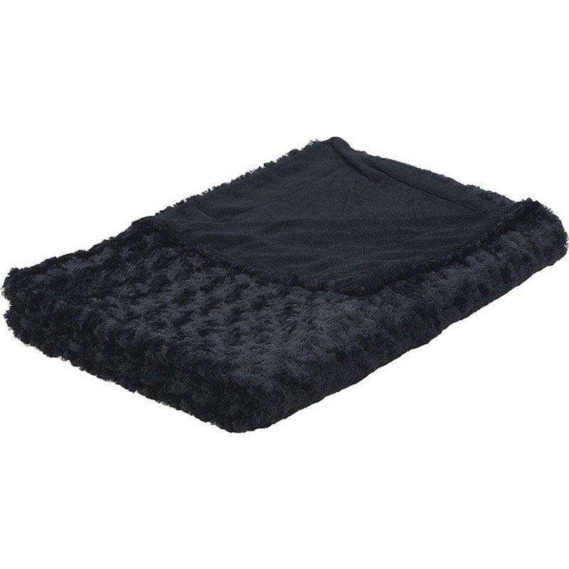 Ριχτάρι 3-40-508-0009 Black Inart Πολυθρόνα 120x160cm