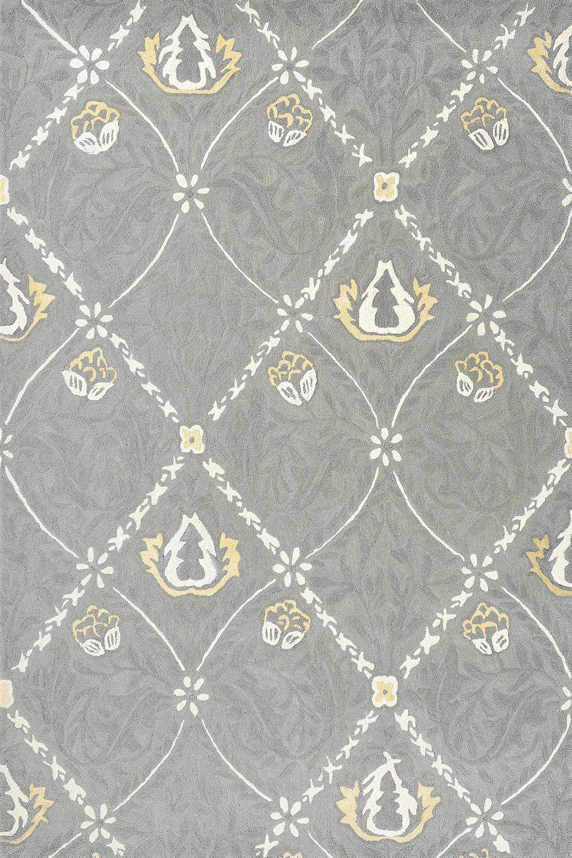 Χαλί Pure Trellis 029104 Lightish Grey Morris 200X300