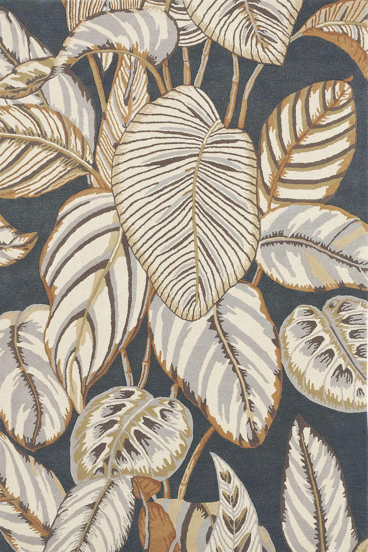 Χαλί Calathea Charcoal 050805 Sanderson 200X300
