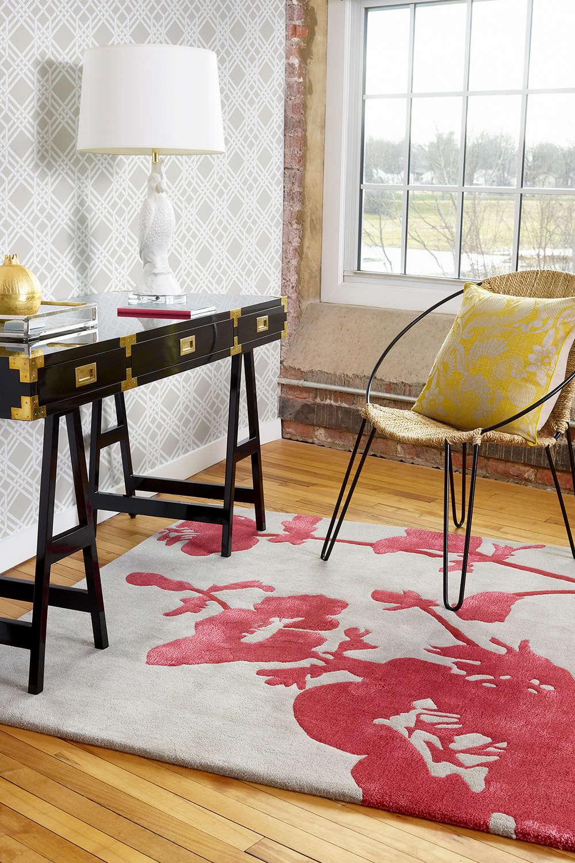 Χαλί Floral 300 Poppy 039600 Florence Broadhurst 200X300